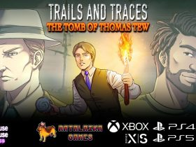 Trails and Traces: The Tomb of Thomas Tew: aventura point-and-click chega ao Switch em Abril