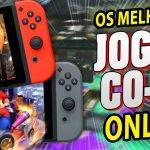Jogos coop online e offline para jogar no Nintendo Switch com amigos