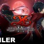 Ys IX: Monstrum Nox chega ao Nintendo Switch em Julho