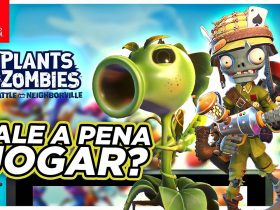Vale a pena jogar no Nintendo Switch? - Plants vs Zombies: Battle for Neighborville
