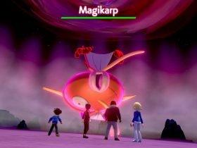 1º de Abril: Pokémon Sword & Shield tem evento de Magikarp que não pode ser capturada