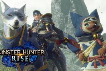 Monster Hunter Rise chega a 5 milhões de unidades enviadas pelo mundo