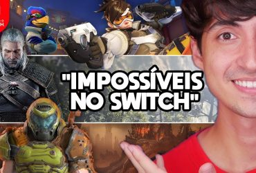 """As empresas que fizeram os ports """"IMPOSSÍVEIS"""" no Switch e calaram o mundo"""