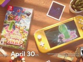 Nintendo of America compartilha um novo trailer de New Pokémon Snap