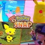 Reino Unido: New Pokémon Snap estreia em primeiro lugar de vendas