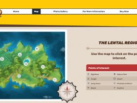 Nintendo inaugura novo site para New Pokémon Snap como um sneak peek interativo