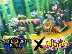 Ninjala: evento de Monster Hunter Rise começa em Abril