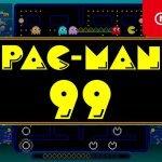 PAC-MAN 99 anunciado para Nintendo Switch Online
