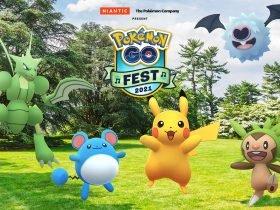 Niantic anuncia Pokémon GO Fest 2021 para Julho