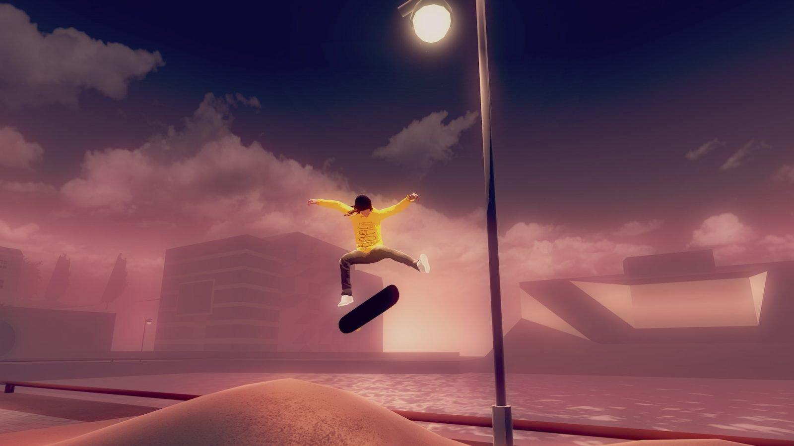 Skate City chega ao Switch em Maio
