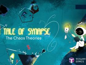 A Tale of Synapse: The Chaos Theories: plataforma e quebra-cabeça com arte e ciência chega ao Switch em Junho