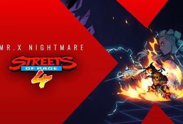 """Streets of Rage 4: DLC """"O Pesadelo de Mr. X"""" é anunciada"""