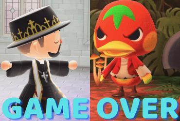 Psico Pata: GAME OVER!
