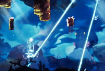 Lumione: plataforma nas profundezas do oceano anunciado para Switch