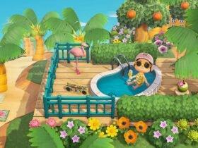 Glitch em Animal Crossing: New Horizon permite jogadores sentar em piscinas