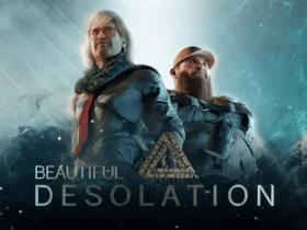 Beautiful Desolation chega ao Switch com trilha sonora e artbook digital
