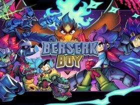 Berserk Boy: ação e plataforma chega ao Switch em 2022