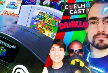 CoelhoCast #41 - O Lendário Nintendo 64