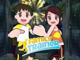 Family Trainer: jogo de exercícios da Bandai Namco chega ao ocidente em Setembro