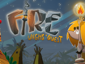 Fire: Ungh's Quest - Um point-and-click da idade da pedra