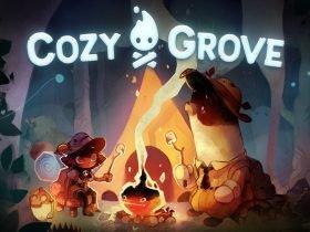 Cozy Grove - Faça rápidas missões diárias e volte no dia seguinte