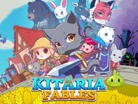 Kitaria Fables: RPG e simulação com gatinhos fofos chega ao Switch em Setembro