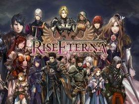 Rise Eterna: RPG tático chega ao Switch em Maio