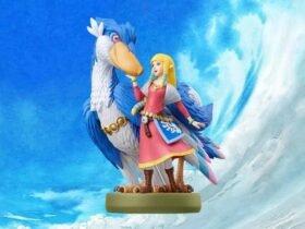 Nintendo anuncia Amiibo para The Legend of Zelda: Skyward Sword HD