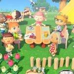 Animal Crossing: New Horizons atinge 32,63 milhões de cópias vendidas