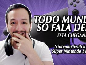 Opinião: Todo mundo só fala dele - O Nintendo Switch Pro (ou Super Nintendo Switch)