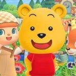 Fã reimagina personagens de Ursinho Pooh como villagers de Animal Crossing
