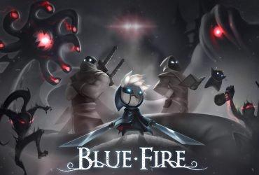 Blue Fire - Plataforma 3D de amor e ódio