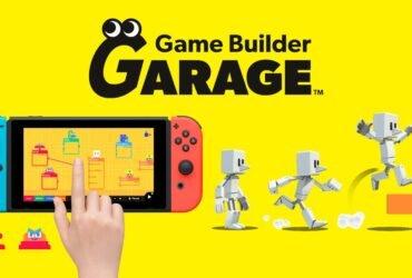 Japão: Game Builder Garage estreia no topo de vendas semanais