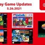 Nintendo Switch Online: confira os jogos adicionados ao NES e SNES Online na atualização de Maio