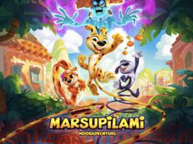 Marsupilami: Hoobadventure: plataforma do desenho clássico chega ao Switch em Novembro