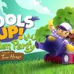 Tools Up! Garden Party - Remodelar a casa (e o jardim) é difícil, mas recompensatório