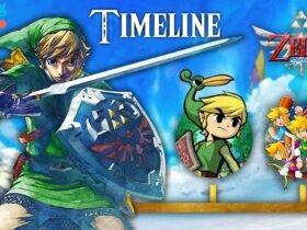 The Legend of Zelda - A Timeline Completa (Parte 1: Skyward Sword)