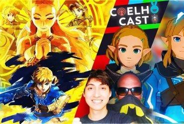 CoelhoCast #40 - Os 35 anos de Zelda e Inovações que esperamos em Breath of the Wild 2