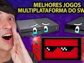 Jogos multiplataforma que são melhores no Nintendo Switch