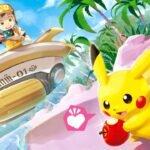 EUA: New Pokémon Snap garante terceira posição de vendas em Abril