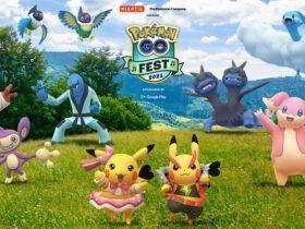 Pokémon GO Fest 2021: preço e detalhes divulgados