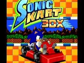 Sonic Kart 3DX: vídeo do jogo perdido de celular ressurge online