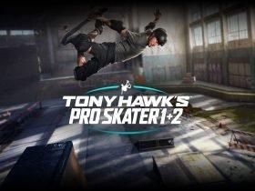 Tony Hawk's Pro Skater 1 + 2 ganha data de lançamento