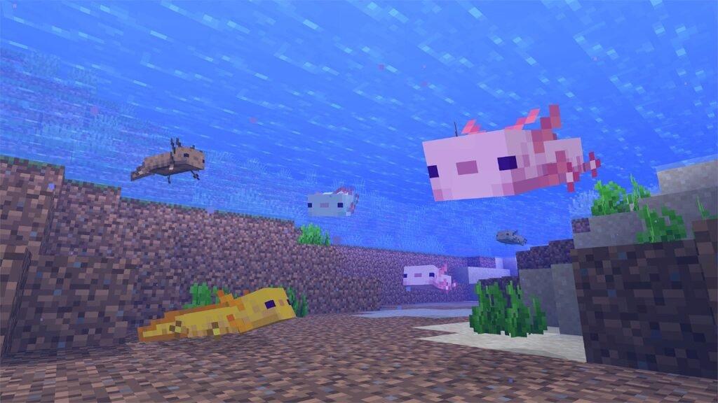 Minecraft: Primeira parte da atualização Caves & Cliffs já está disponível