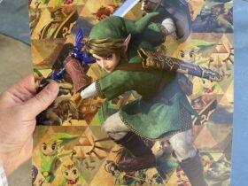 Poster comemorativo de The Legend of Zelda pode indicar novos jogos