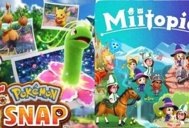 Nintendo revela os 15 jogos do Switch mais baixados na Europa