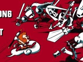Sun Wukong VS Robot: mini metroidvania retro chega ao Switch em Junho