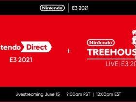 Nintendo divulga data e detalhes de sua apresentação na E3