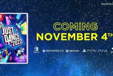 E3: Just Dance 2022 é anunciado
