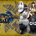 Monster Hunter Rise recebe atualização 3.1.0